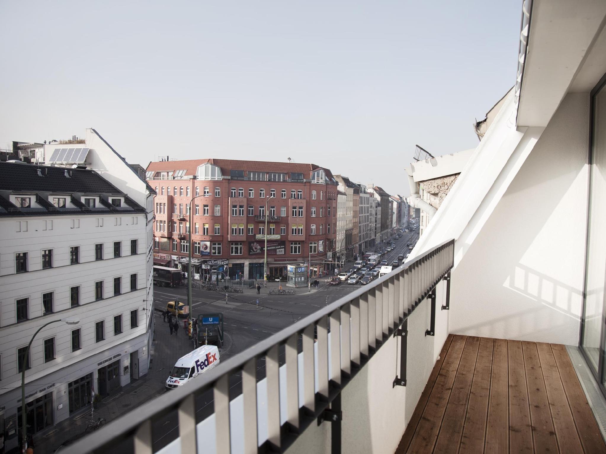 Apartments Rosenthal Residence - Hotell och Boende i Tyskland i Europa