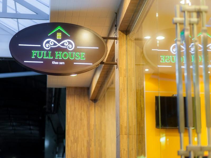 Full House Khaosan - Bangkok