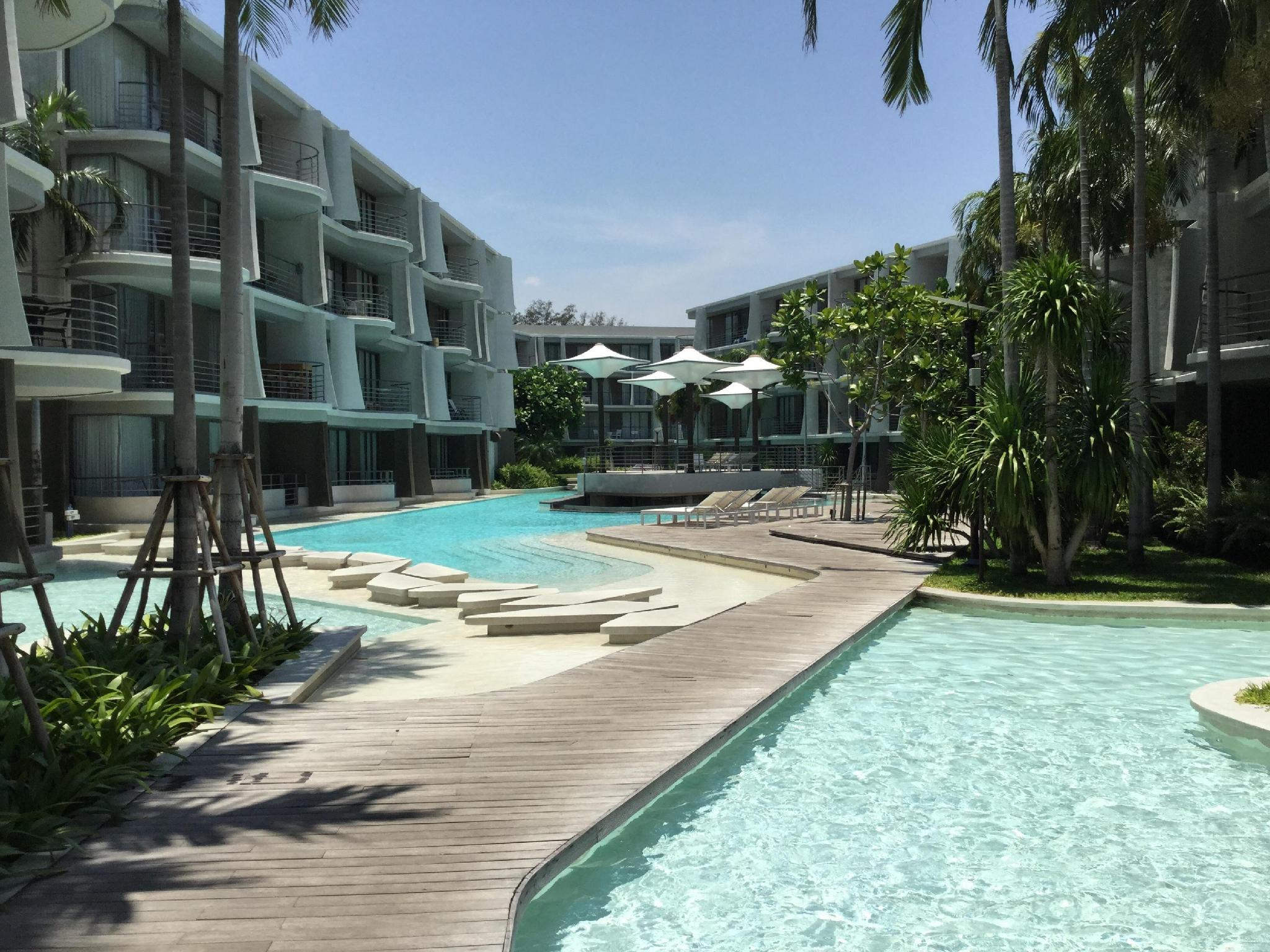 Hua Hin Beach Front Baan San Kraam - Hotels and Accommodation in Thailand, Asia