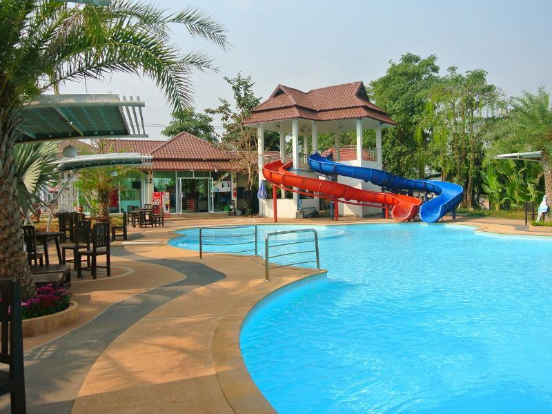 Thararin Resort Udon Thani Thailand Great Discounted Rates