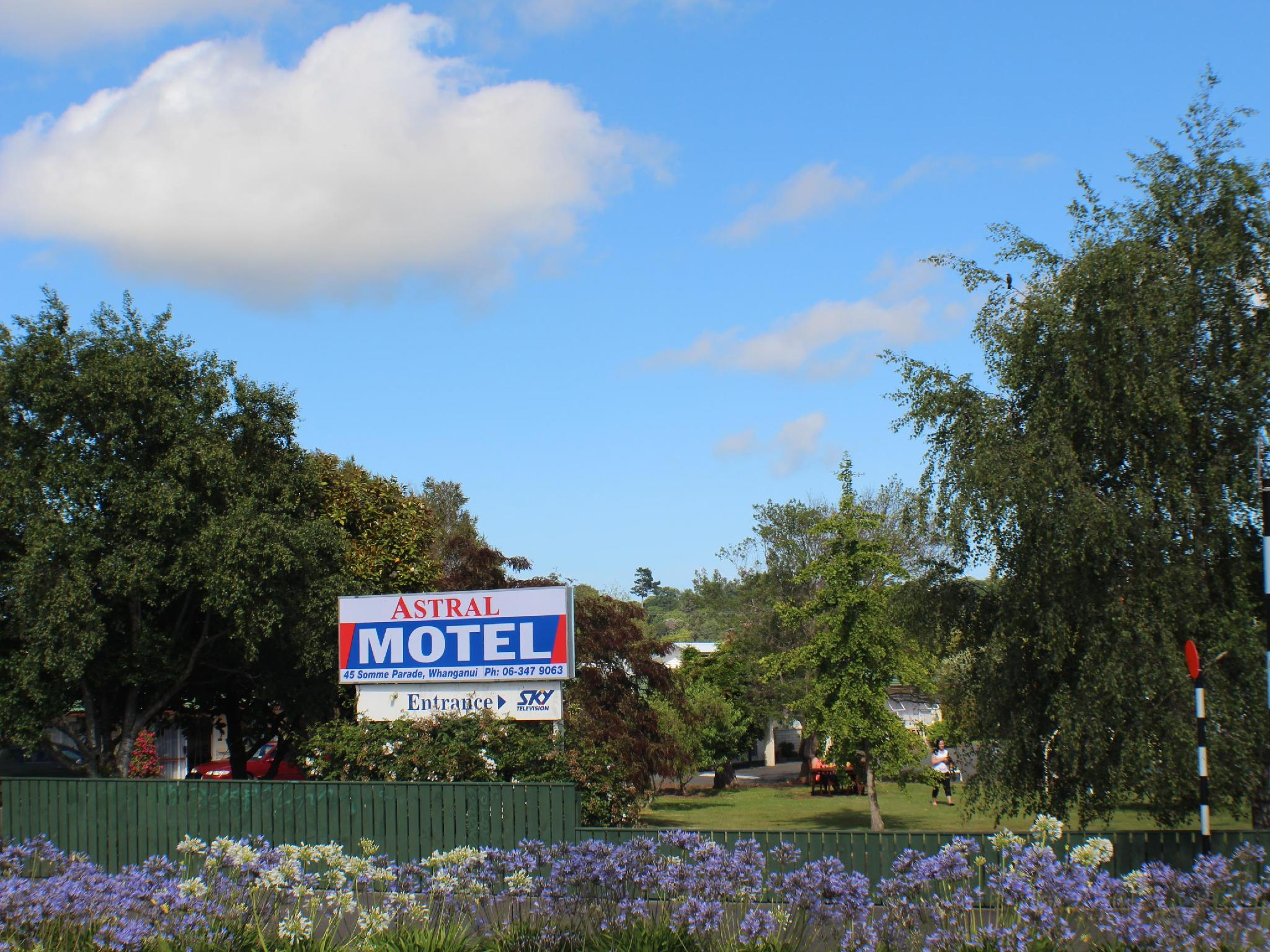 Astral Motel - Hotels and Accommodation in New Zealand, Pacific Ocean And Australia