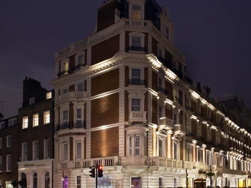The Mandeville Hotel London - Hotel Exterior