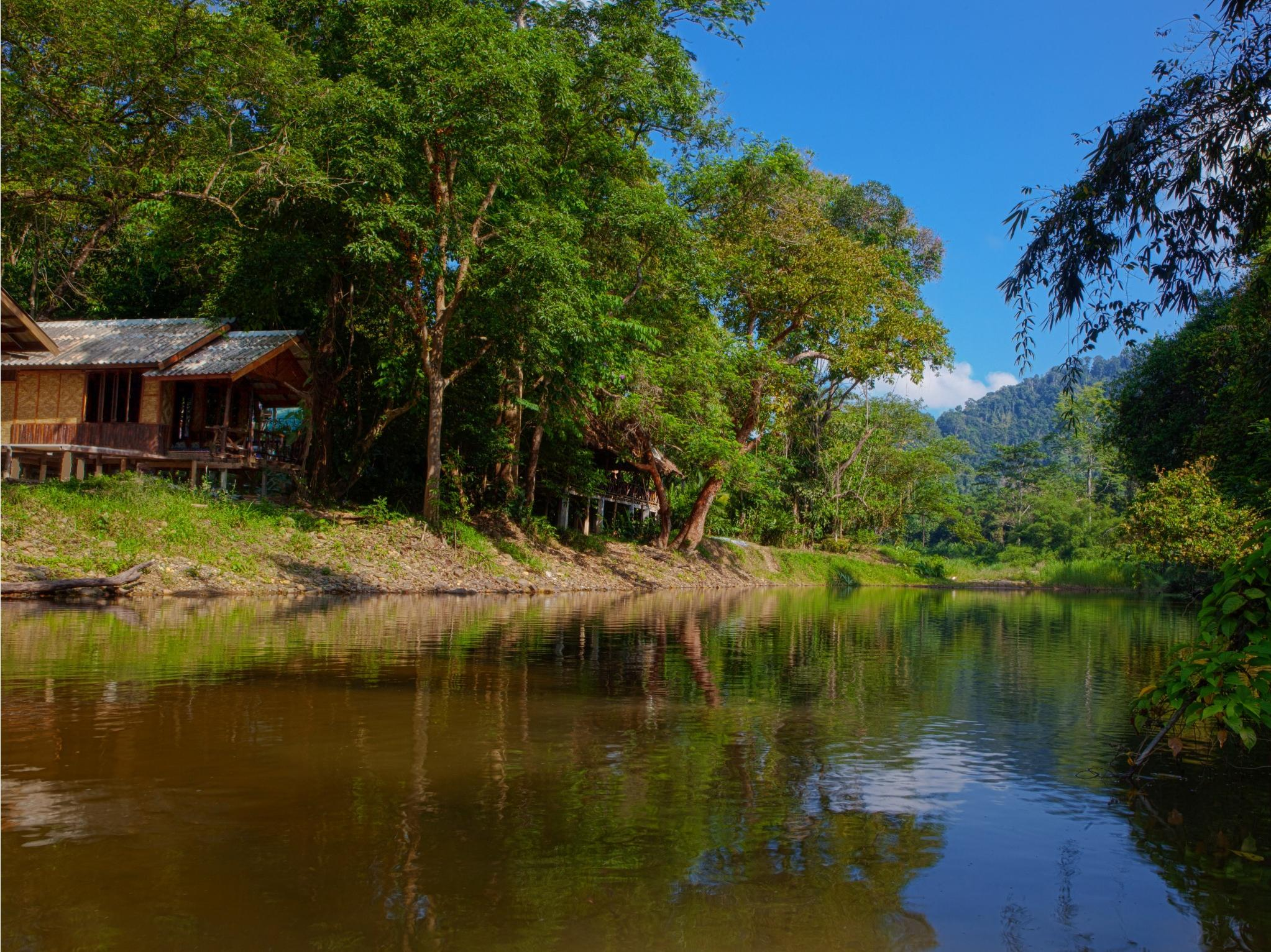 Khao Sok Riverside Cottages - Hotels and Accommodation in Thailand, Asia