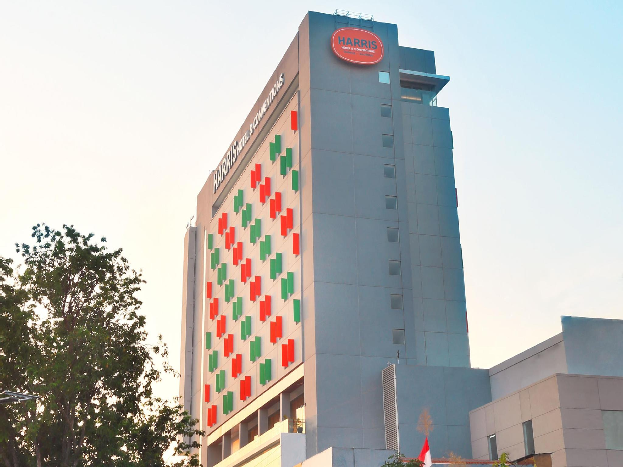 HARRIS Hotel and Conventions Gubeng - Hotels and Accommodation in Indonesia, Asia