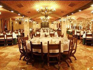 Hotel Alfonso VI Tolède - Salle de bal
