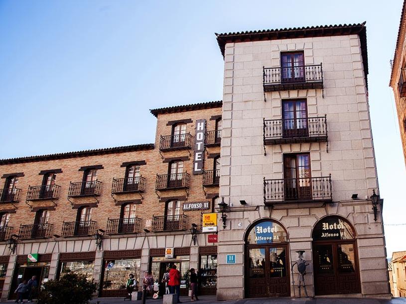 Hotel Alfonso VI Tolède - Extérieur de l'hôtel
