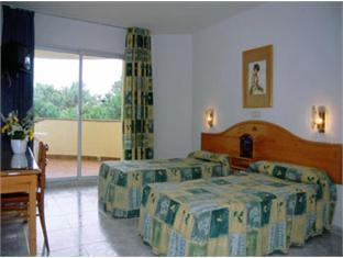 Los Pinos Hotel Costa de Azahar - Gæsteværelse