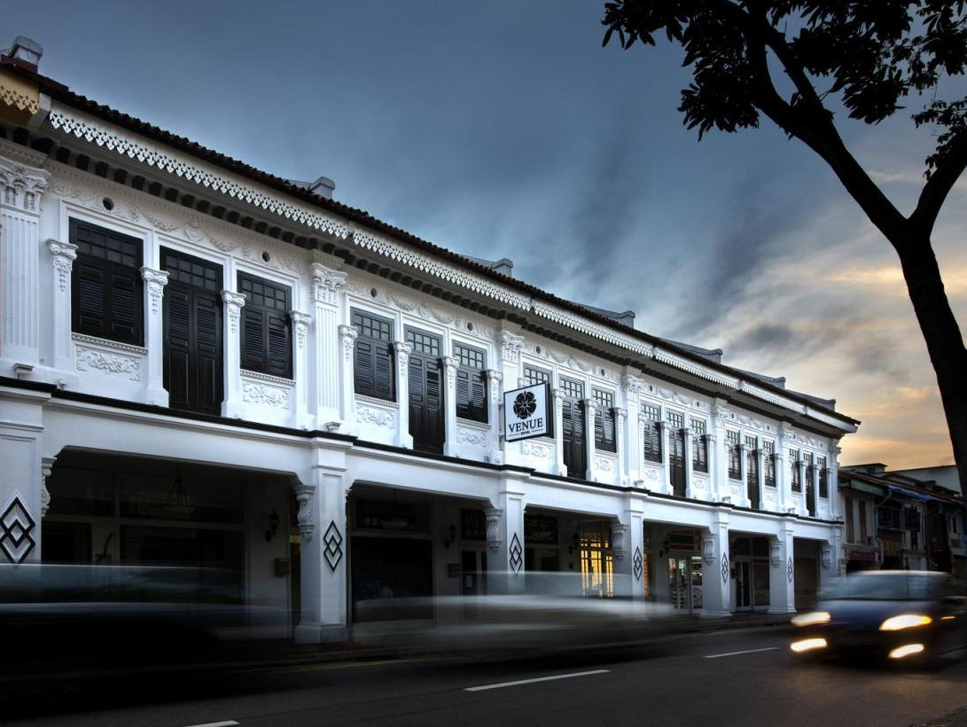 Fragrance Hotel – Joo Chiat, Singapore