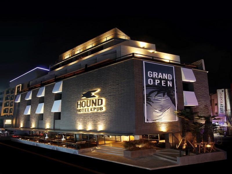 Hound Hotel - Hotels and Accommodation in South Korea, Asia