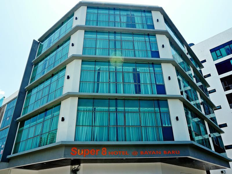 Super 8 Hotel Bayan Baru - Hotels and Accommodation in Malaysia, Asia