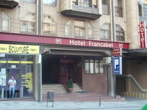 Hotel Francabel - Hotell och Boende i Ecuador i Sydamerika