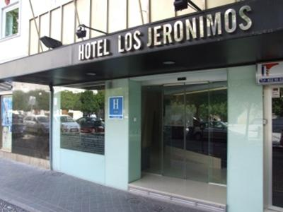 Hotel Los Jerónimos y Terraza Monasterio - Hotels and Accommodation in Nicaragua, Central America And Caribbean