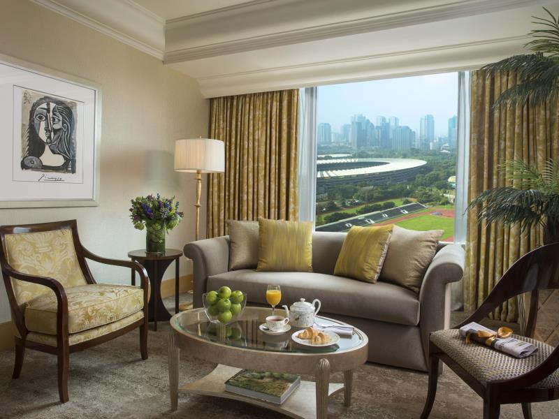 The Suites at Hotel Mulia Senayan - Hotels and Accommodation in Indonesia, Asia