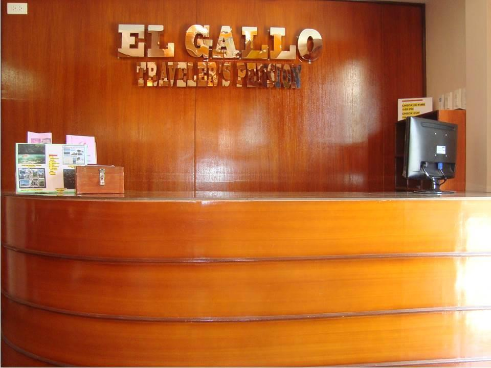 El Gallo Travelers Pension - Hotels and Accommodation in Philippines, Asia