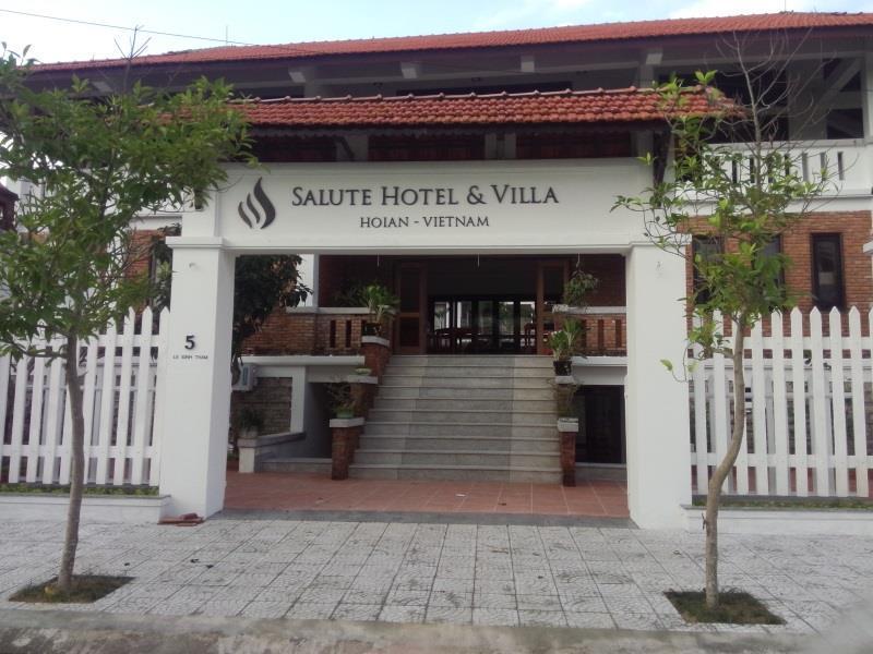 Hoian Salute Hotel & Villa - Hoi An