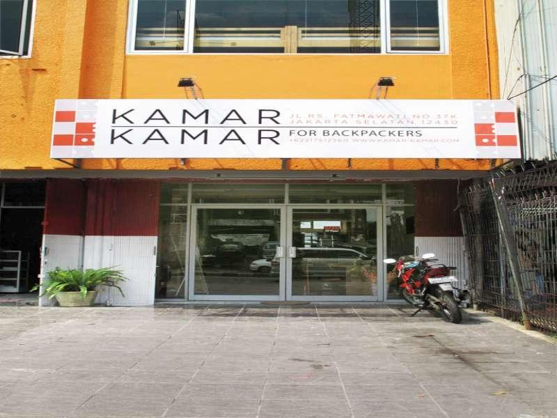 Hostel Kamar Kamar For Backpackers - Hotels and Accommodation in Indonesia, Asia