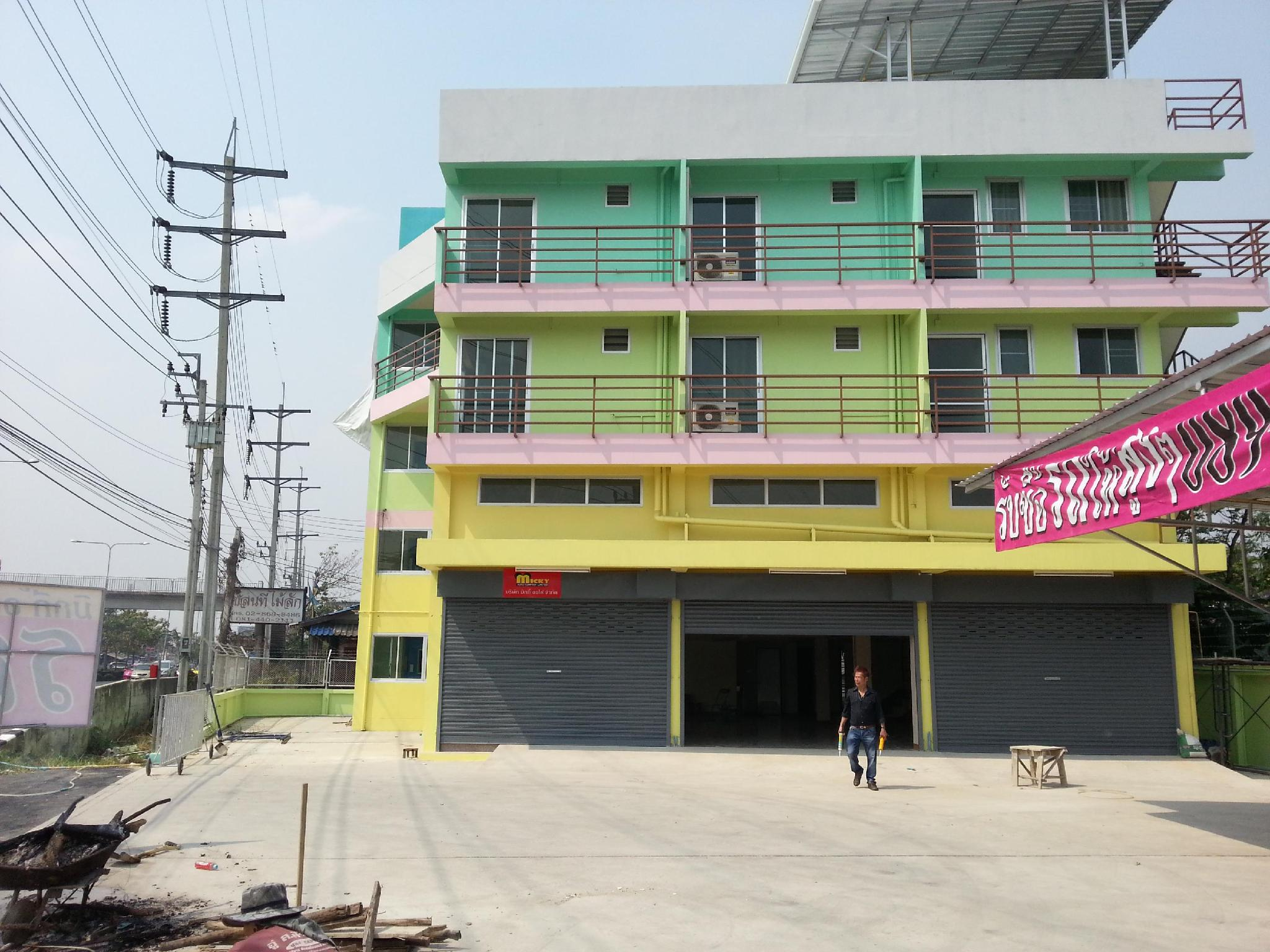 Rainbow Micky Home Stay - Bangkok