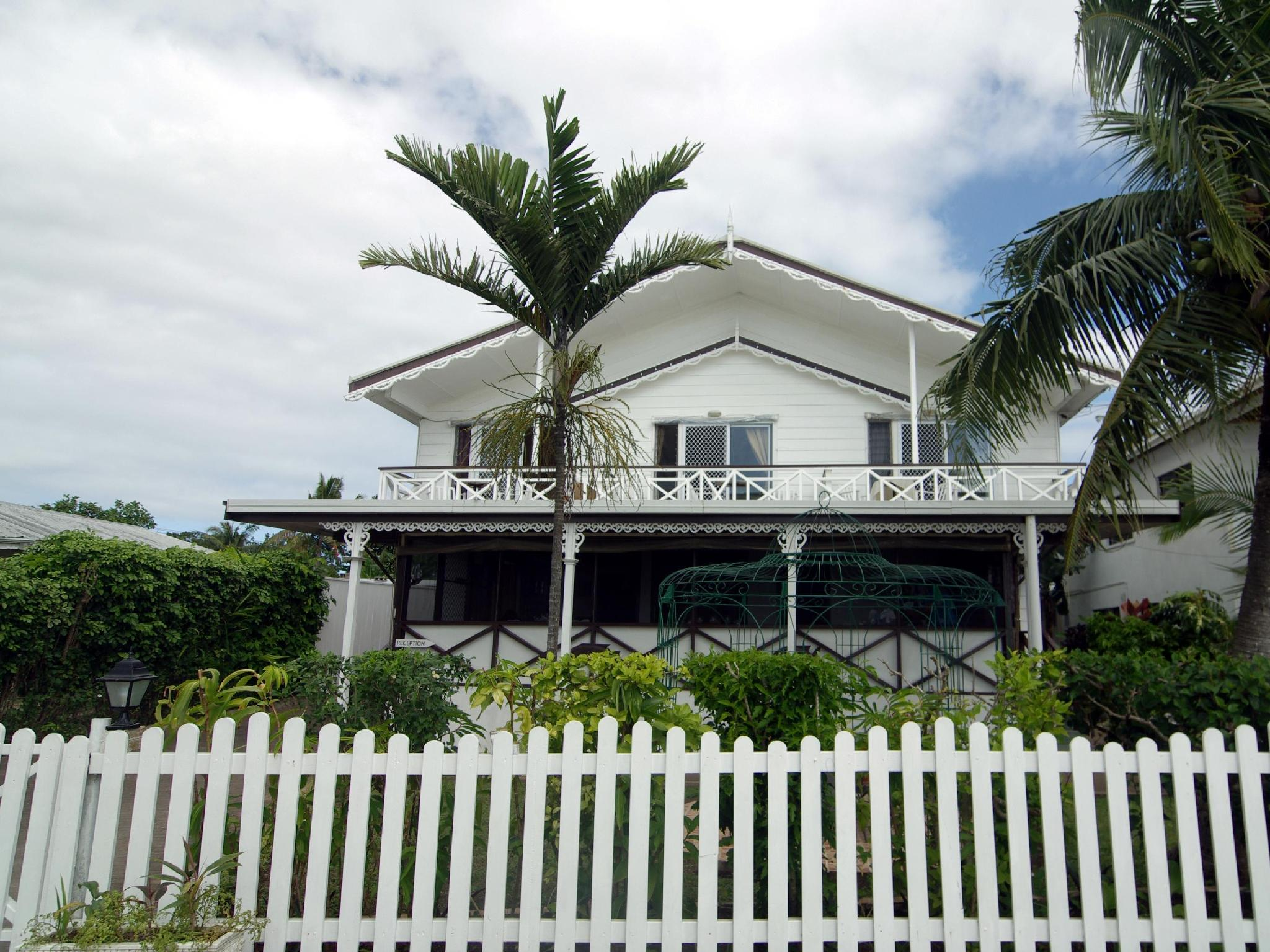 Seaview Lodge and Restaurant - Hotels and Accommodation in Tonga, Pacific Ocean And Australia