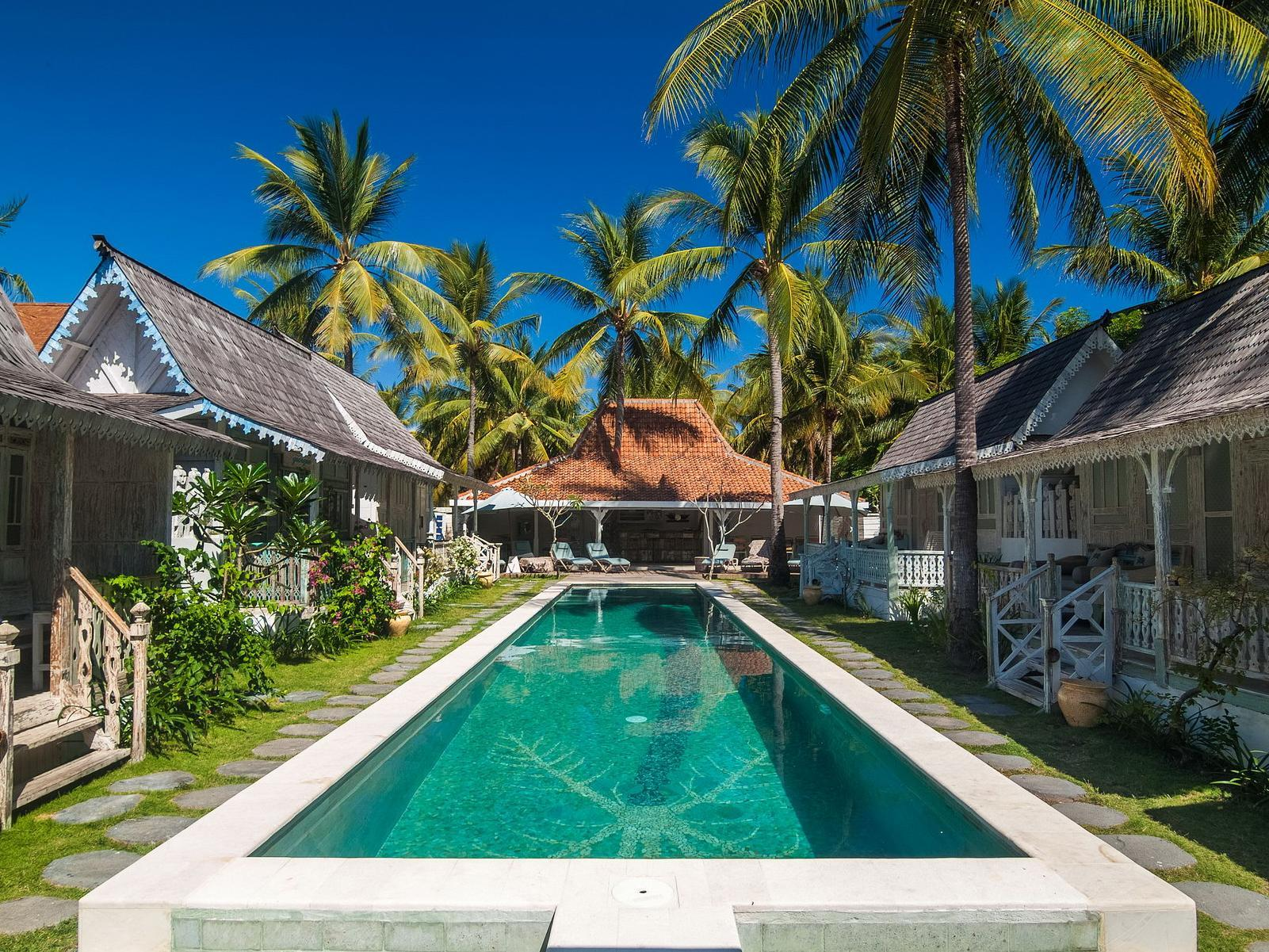 Palmeto Village - Hotels and Accommodation in Indonesia, Asia
