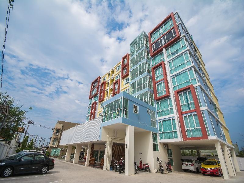 Bukitta Airport Condominium by Muay - Hotels and Accommodation in Thailand, Asia