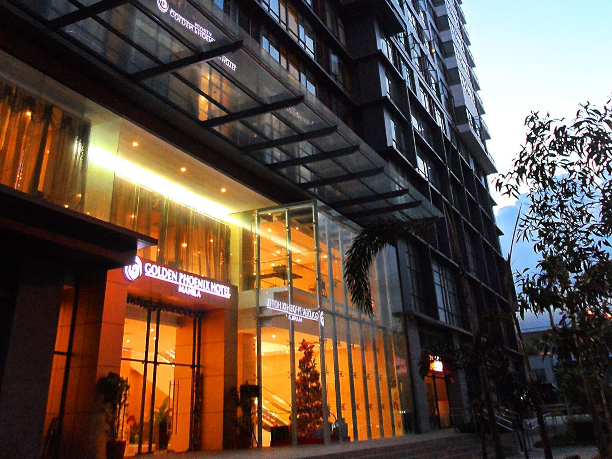 Golden Phoenix Hotel Manila - Hotels and Accommodation in Philippines, Asia