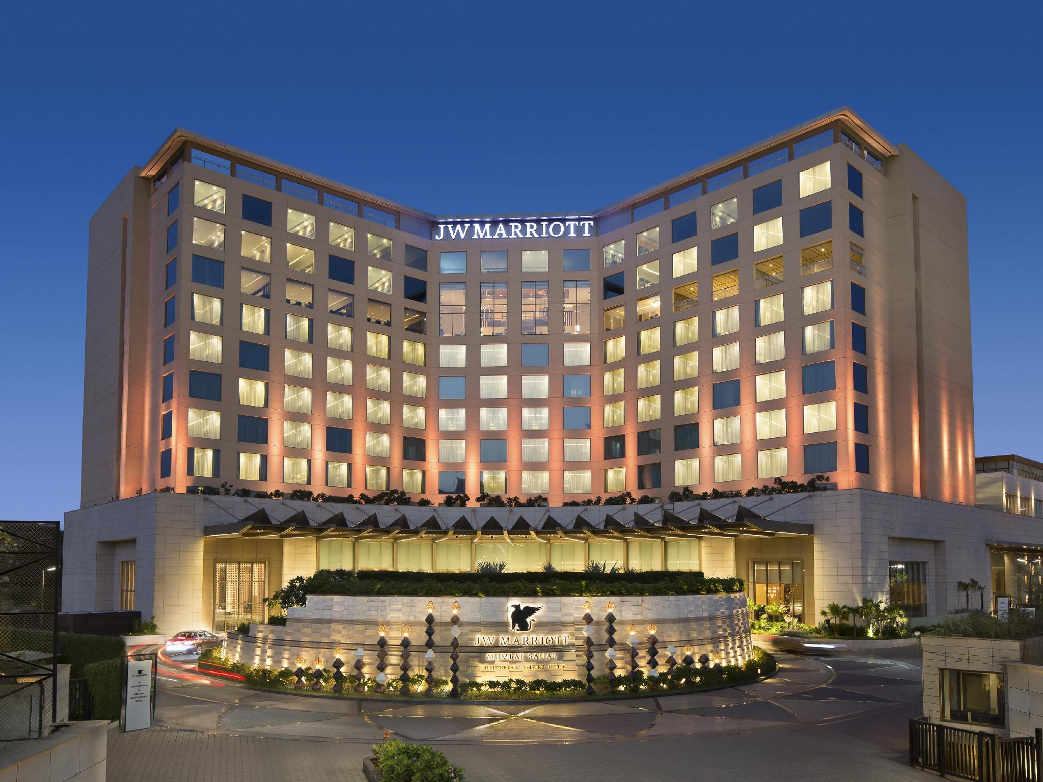 Jw Marriott Mumbai Sahar Andheri East Mumbai India