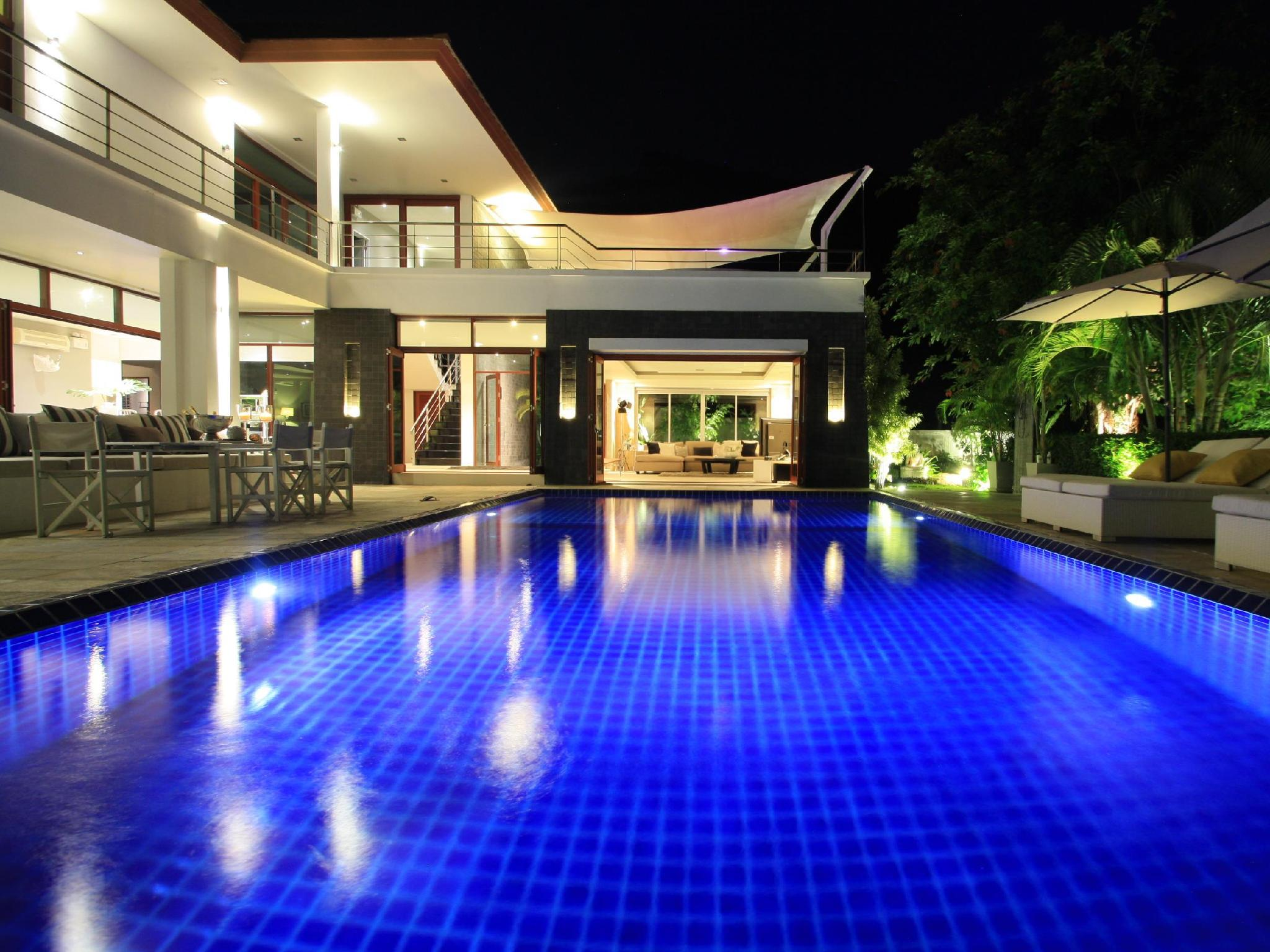Phu Montra Luxury Sea View Mansion  - Hotell och Boende i Thailand i Asien