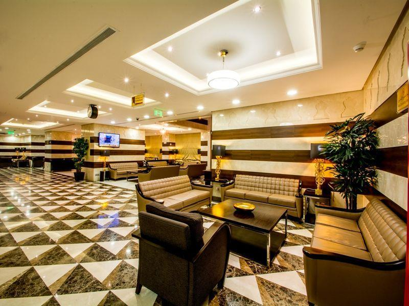 Millennium Al Aqeeq Hotel - Hotels and Accommodation in Saudi Arabia, Middle East