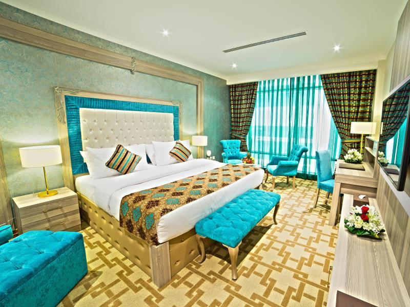 Sapphire Plaza Hotel - Hotels and Accommodation in Qatar, Middle East