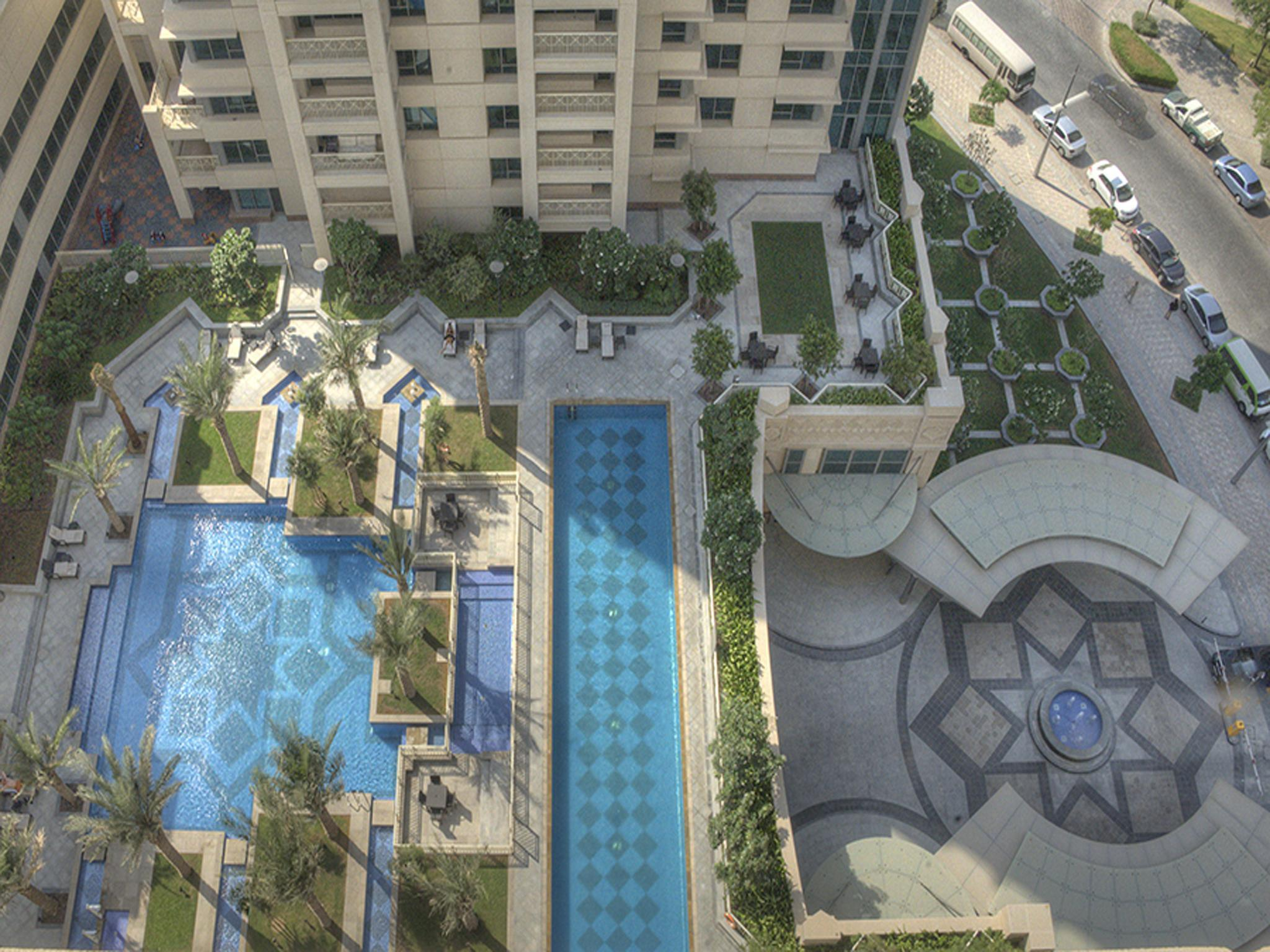Mondo Living - 29 Boulevard Apartment - Hotels and Accommodation in United Arab Emirates, Middle East