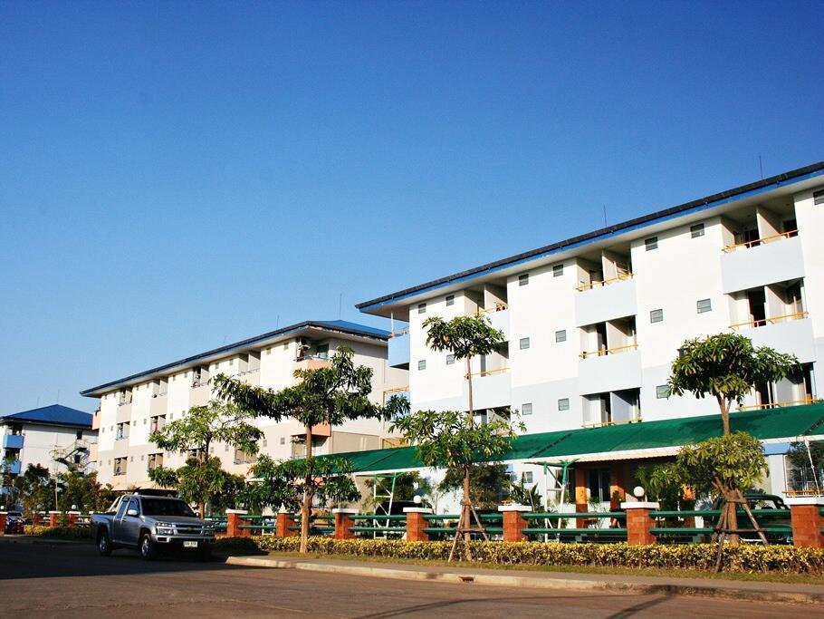 Takasila Nakhon P Building Apartment - Hotels and Accommodation in Thailand, Asia