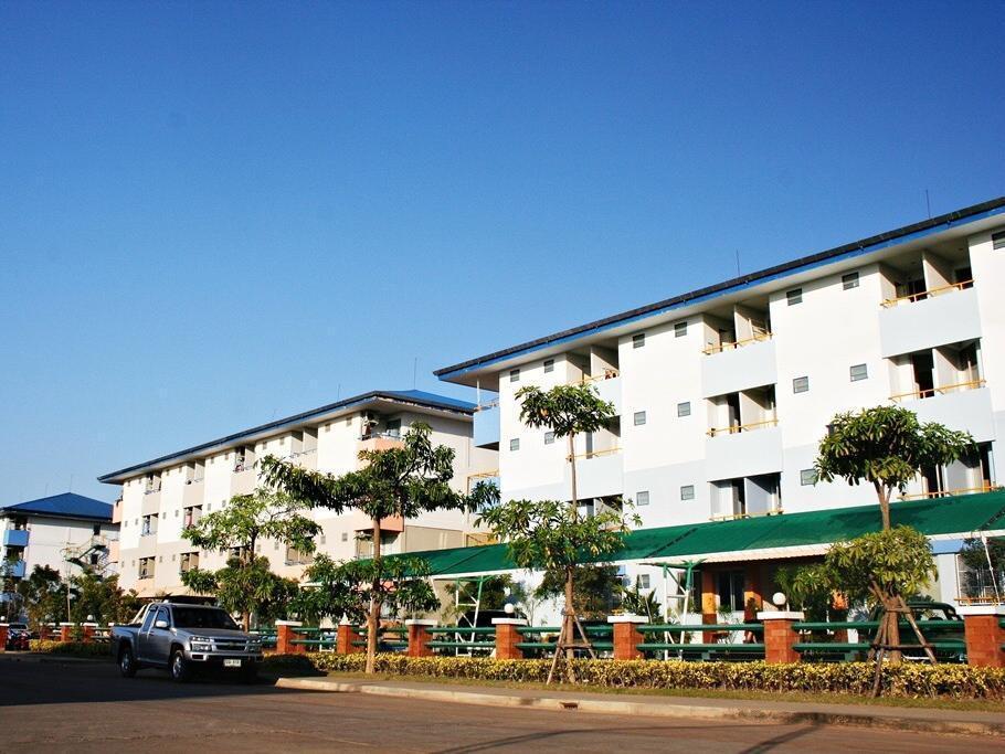 Takasila Nakhon P Building Apartment - Hotell och Boende i Thailand i Asien