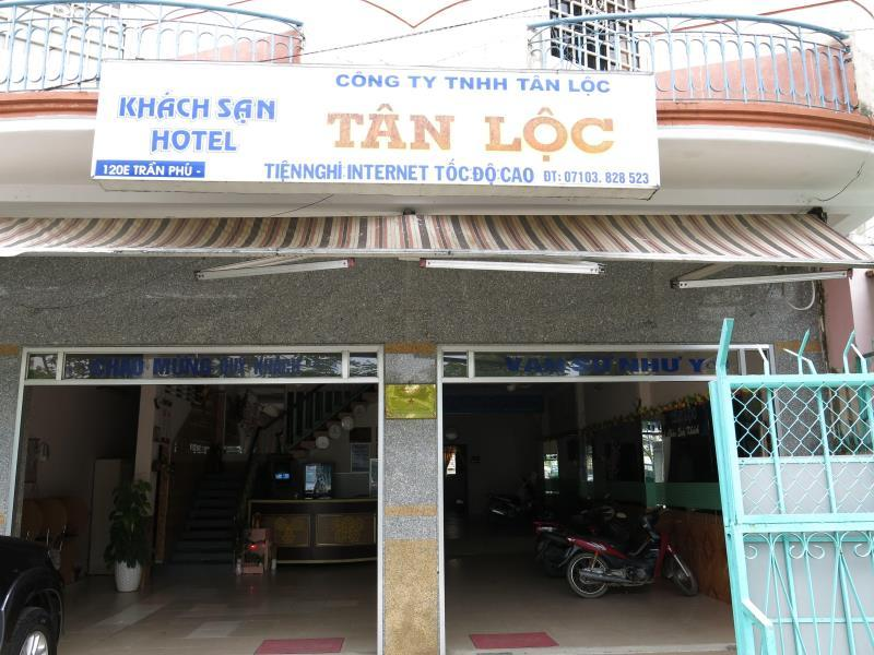 Tan Loc Hotel - Hotels and Accommodation in Vietnam, Asia