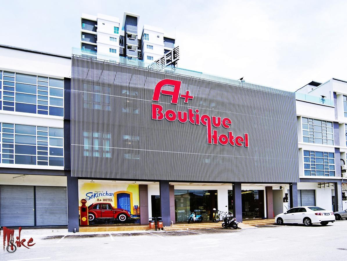 A+ Plus Boutique Hotel - Hotels and Accommodation in Malaysia, Asia