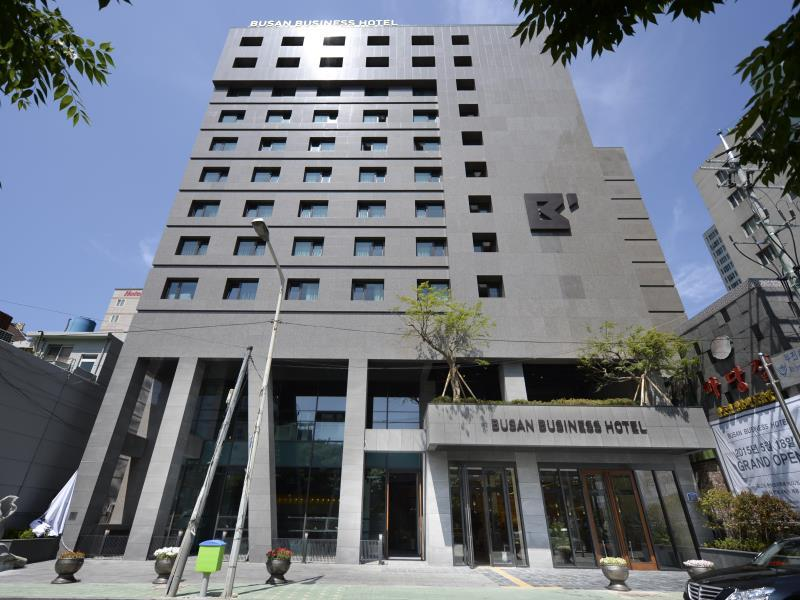 Busan Business Hotel - Hotels and Accommodation in South Korea, Asia