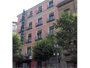 Nuria - hotel Madrid