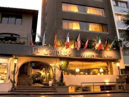 El Condado Miraflores Hotel and Suites - Hotels and Accommodation in Peru, South America