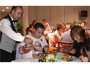Blanc Palace Hotel Menorca - Restaurant