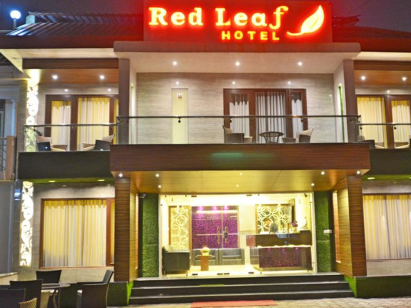 Red Leaf Hotel - Mussoorie