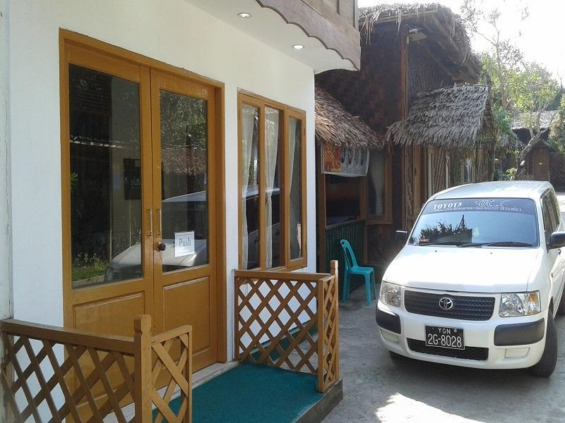 Honey Day Hotel - Hotels and Accommodation in Myanmar, Asia