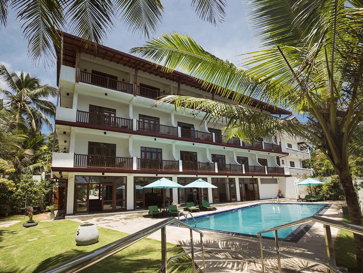 Rockside Beach Resort - Hotels and Accommodation in Sri Lanka, Asia
