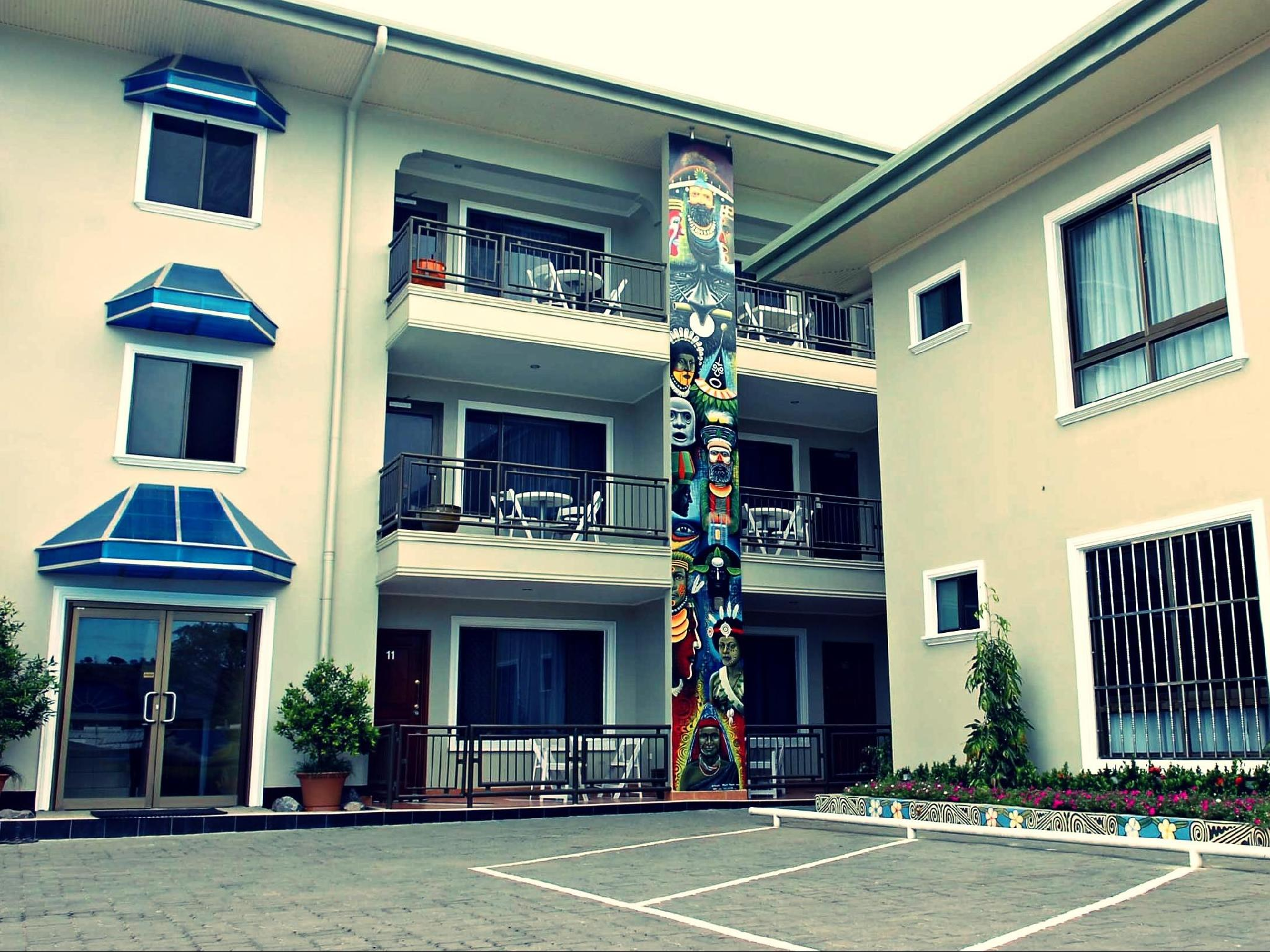 Citi Serviced Apartments and Motel - Hotels and Accommodation in Papua New Guinea, Pacific Ocean And Australia