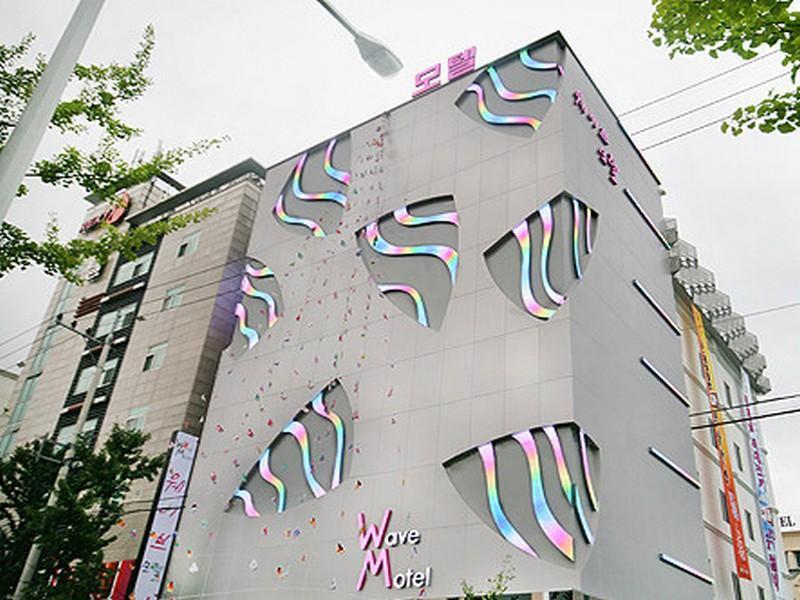 Wave Motel Daegu - Hotels and Accommodation in South Korea, Asia