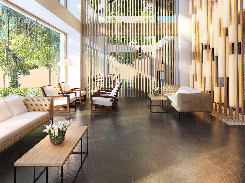 Sereine Sukhumvit 39 Hotel - Hotell och Boende i Thailand i Asien
