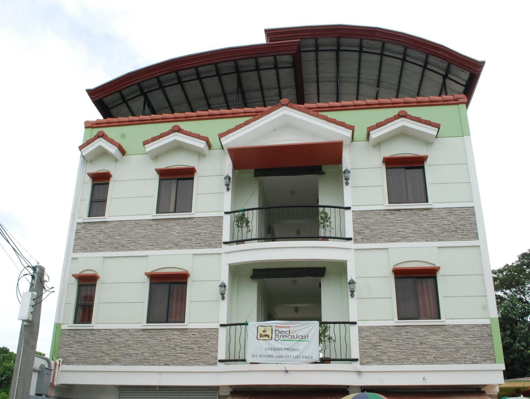 Maxze Bed and Breakfast - Hotels and Accommodation in Philippines, Asia