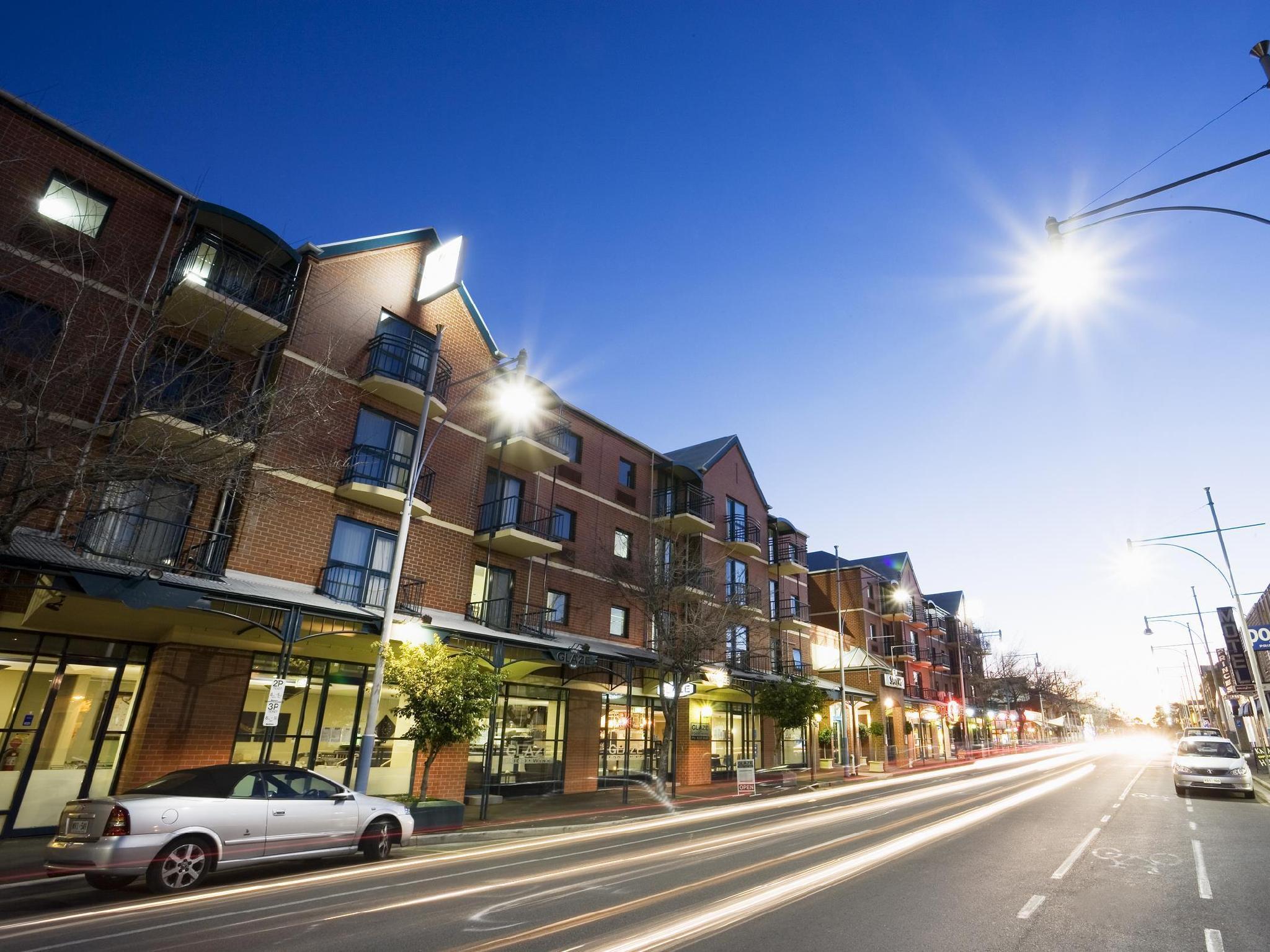 BreakFree Hotel Adelaide - Hotell och Boende i Australien , Adelaide