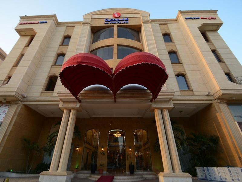 Lafontaine Rowaa Jeddah Suites - Hotels and Accommodation in Saudi Arabia, Middle East