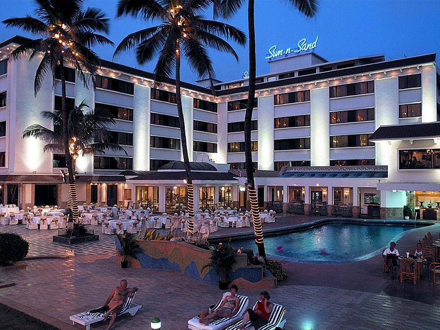 Sun-n-Sand Mumbai Hotel - Hotell och Boende i Indien i Mumbai