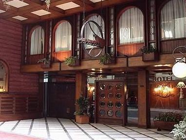 Hotel Posta Carretas