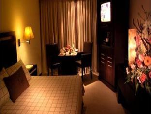 墨西哥城加萊里亞廣場酒店 墨西哥城 - 客房